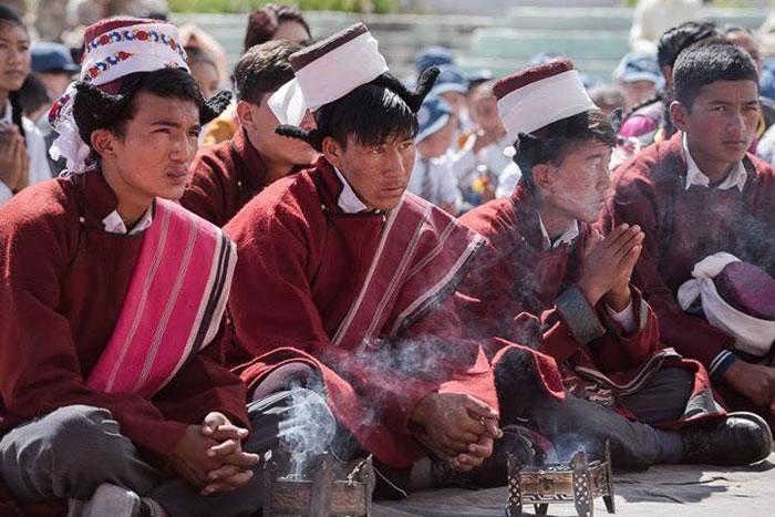 His Holiness the Dalai Lama's Visit to Siddhartha School